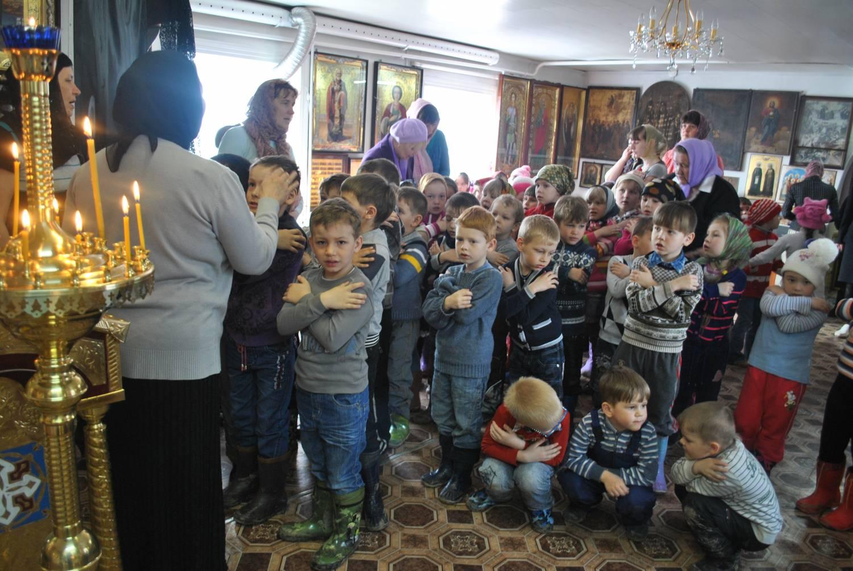 Большие православные праздники в году