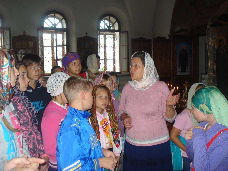 Православный лагерь для детей